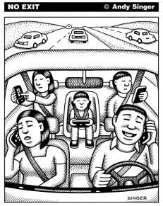 Cell-phone-cartoon-from-NO-EXIT
