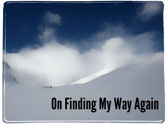 finding-my-way